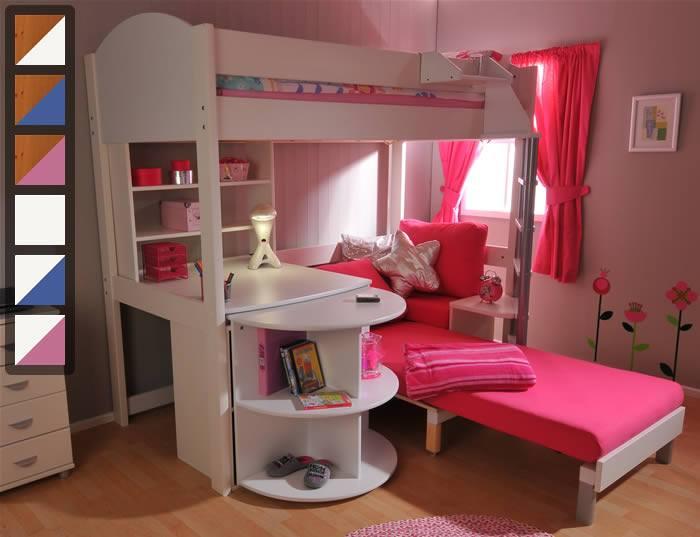 Двухъярусная кровать в интерьере 10