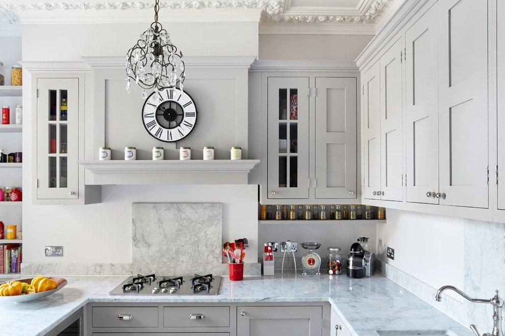 Обустройство маленькой кухни 1