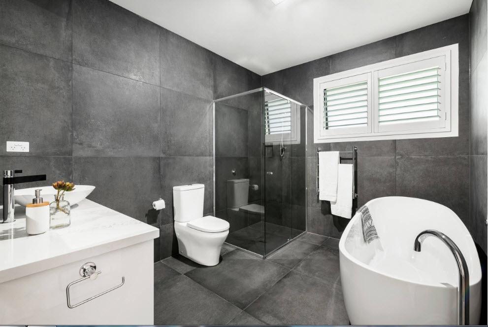 Выбор плитки для ванной комнаты 133