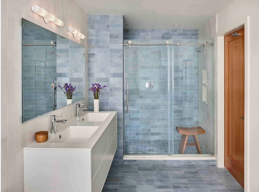Выбор плитки для ванной комнаты 1