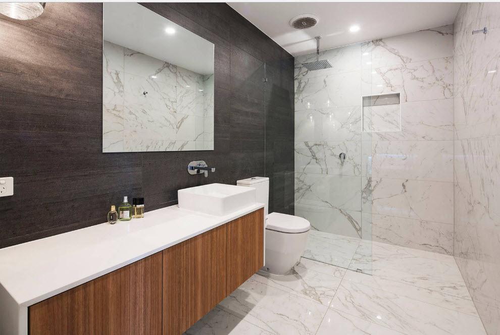 Выбор плитки для ванной комнаты 12