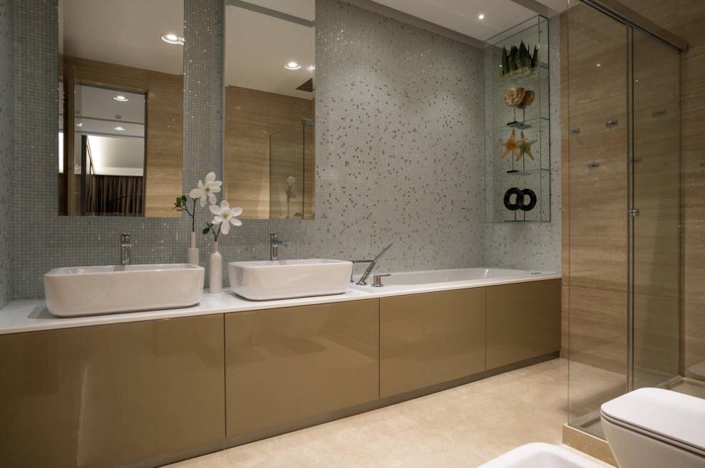 Выбор плитки для ванной комнаты 13