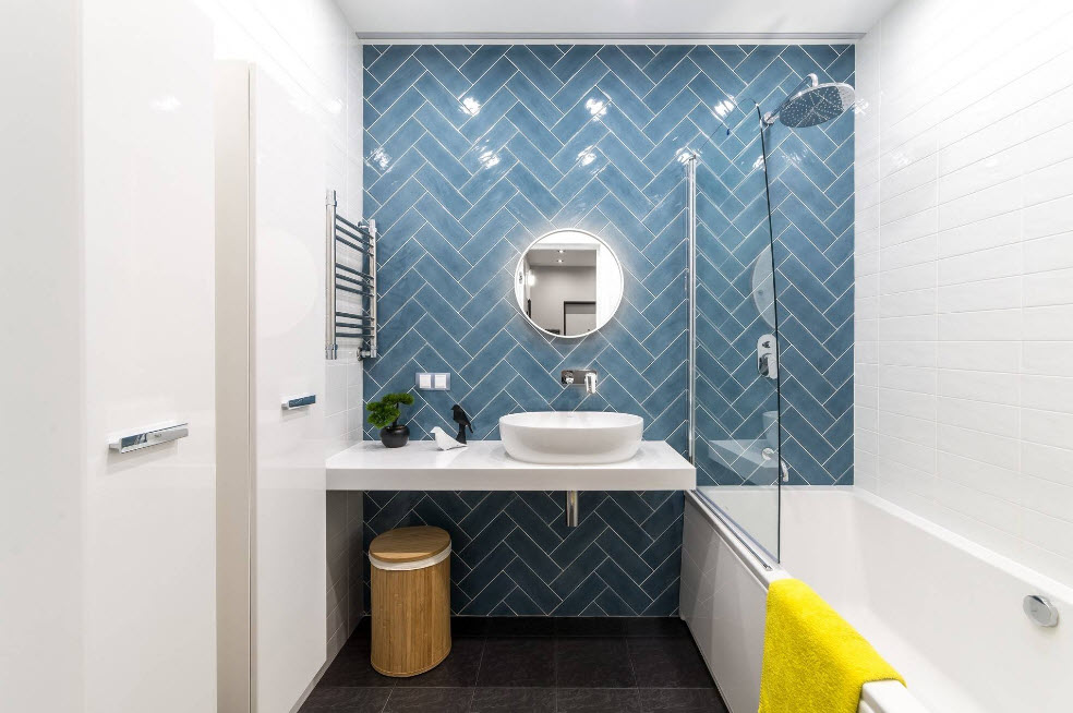 Выбор плитки для ванной комнаты 3