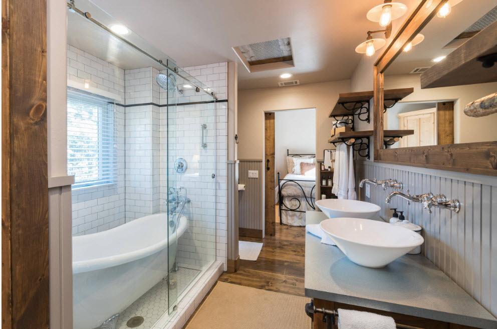 Выбор плитки для ванной комнаты 6