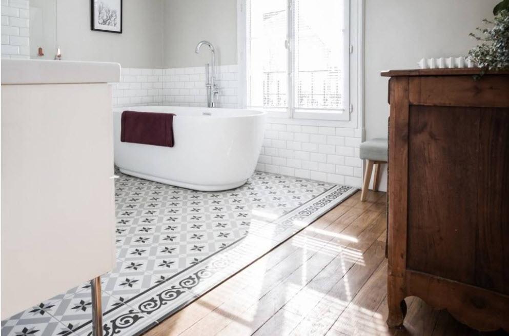 Выбор плитки для ванной комнаты 7