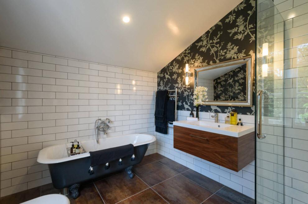 Выбор плитки для ванной комнаты 8