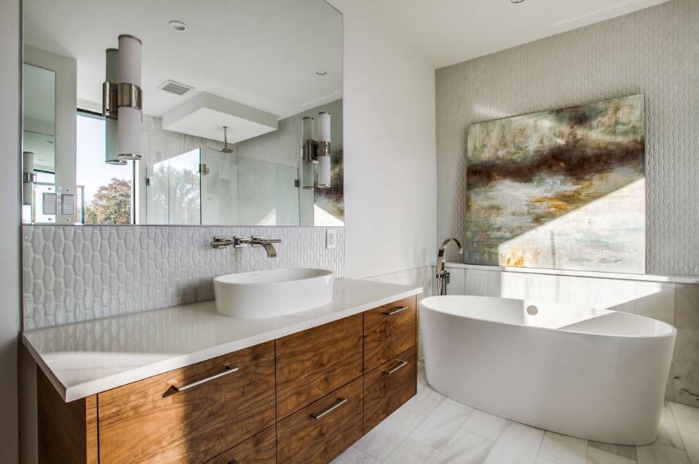 Выбор плитки для ванной комнаты 9