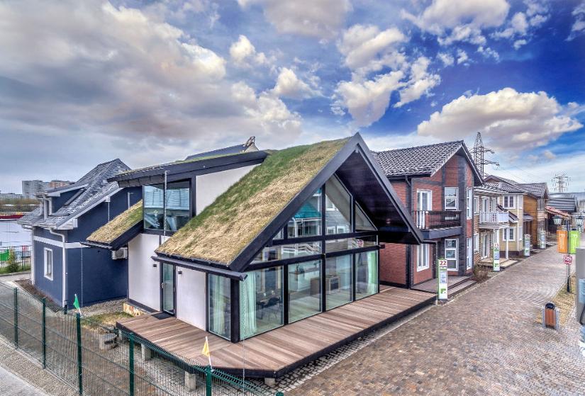 Фахверковые дома EcoComplect